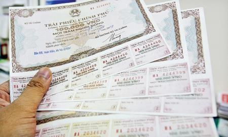Vietnam recauda fondo millonario por emision de bonos gubernamentales hinh anh 1
