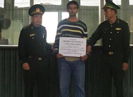 Detienen en Vietnam a colombianos acusados de robo hinh anh 1