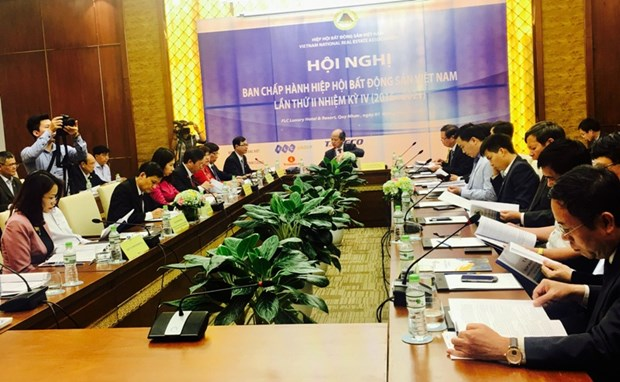 Asociaciones de inmobiliaria de Vietnam y Camboya firman acuerdo de cooperacion hinh anh 1
