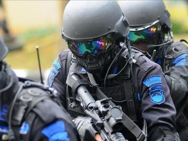 Indonesia prolonga campana contra grupo relacionado con el Estado Islamico hinh anh 1