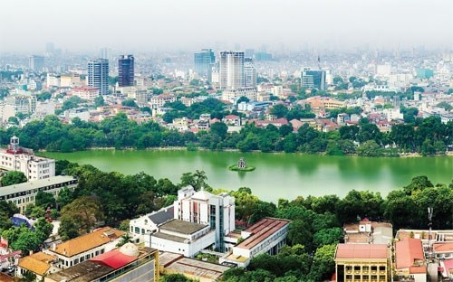 Economia de Hanoi registra resultados positivos hinh anh 1