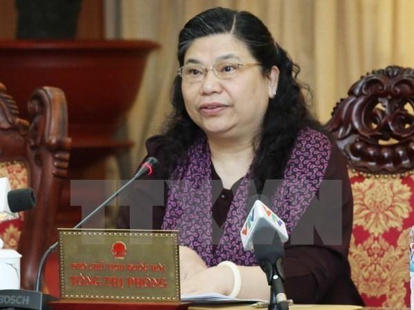 Vietnam concede importancia a nexos con Sri Lanka hinh anh 1