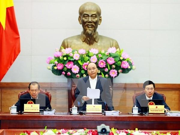Gobierno vietnamita reconoce senales positivas de economia hinh anh 1