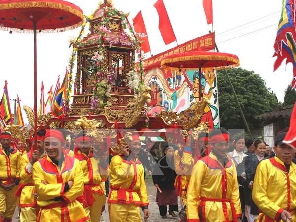 Entrega UNESCO titulo de patrimonio mundial a culto a Diosas Madres de Vietnam hinh anh 1