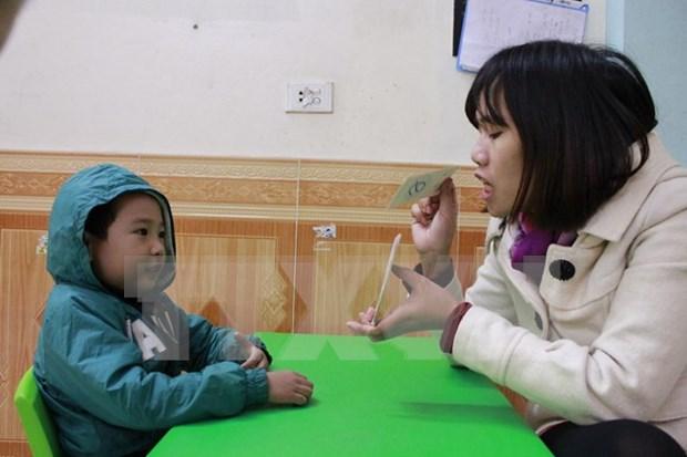 Vietnam se suma al Dia Mundial de concientizacion sobre el autismo hinh anh 1