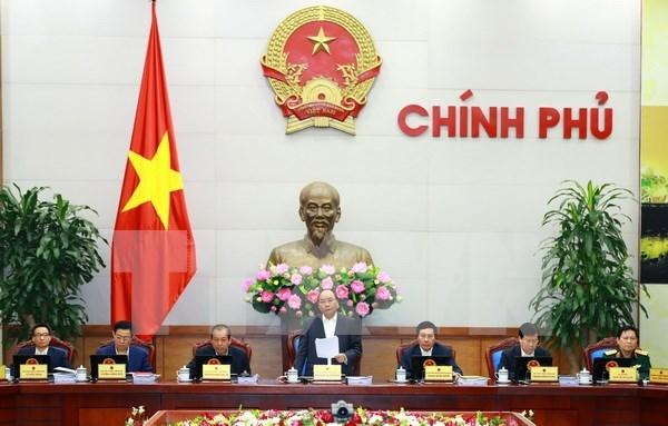 Vietnam debe superar la presion del crecimiento economico, dice premier hinh anh 1