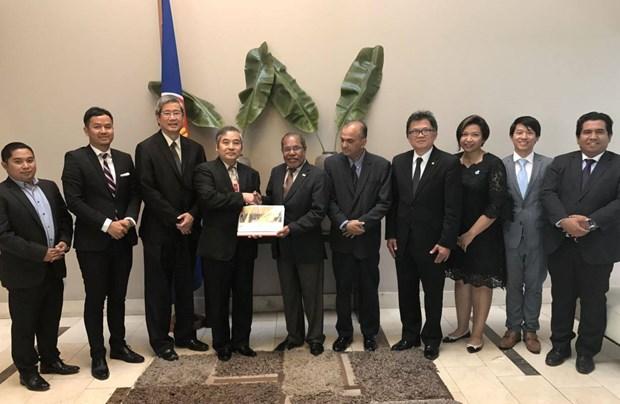 Vietnam promueve actividades de la ASEAN en Chile hinh anh 2