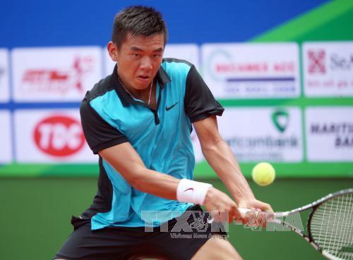 Ly Hoang Nam asciende en ranking de Asociacion de Tenistas Profesionales hinh anh 1