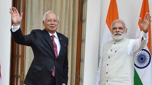Malasia e India intensifican lazos en comercio hinh anh 1