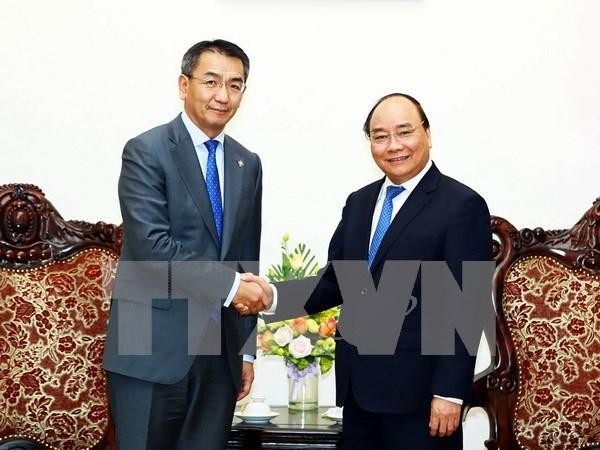 Premier de Vietnam insta a impulsar cooperacion agricola con Mongolia hinh anh 1