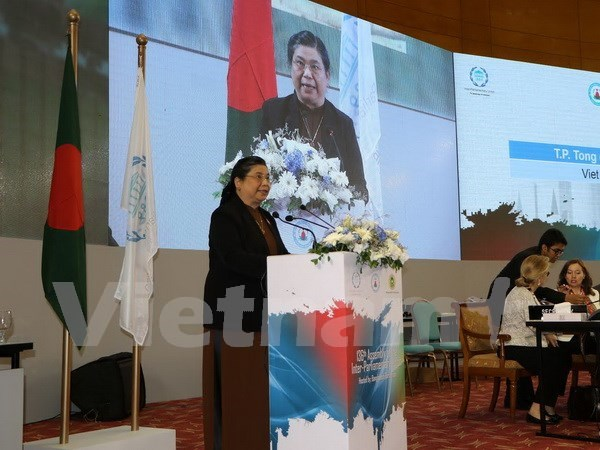 Vietnam exhorta a comunidad internacional a reducir la desigualdad hinh anh 1
