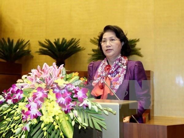 Vietnam y Hungria fomentan nexos legislativos hinh anh 1