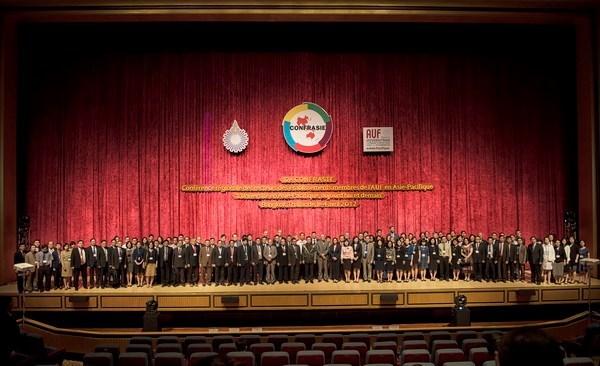Vietnam asiste al foro regional de educacion terciaria francofona hinh anh 1