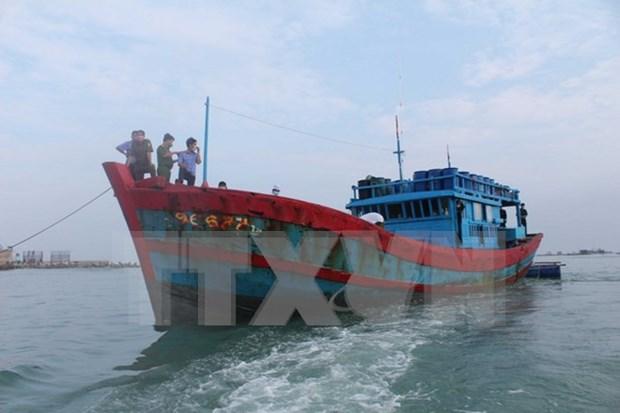 Vietnam realiza pesquisa sobre muerte de pescador por atentado de piratas hinh anh 1