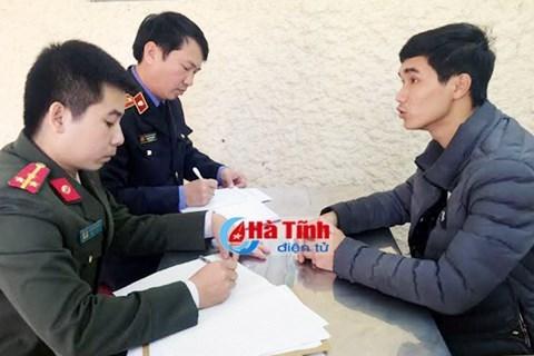 Detienen a un propagandista contra el Estado de Vietnam hinh anh 1