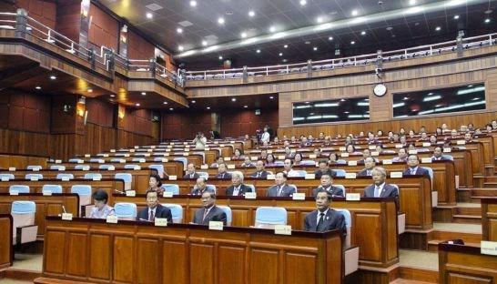 Parlamento camboyano celebra sesion plenaria despues de tres meses de receso hinh anh 1