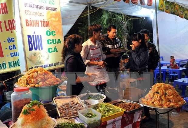 Inauguran en Vietnam centro de estudio, preservacion y desarrollo de gastronomia hinh anh 1