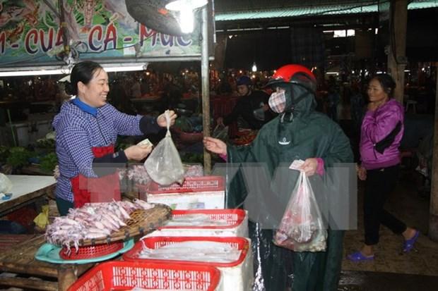 Un ano de incidente provocado por Formosa: La vida vuelve a la normalidad en el centro de Vietnam hinh anh 1