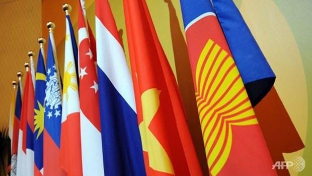 ASEAN busca estabilizar mercado financiero e impulsar desarrollo economico regional hinh anh 1