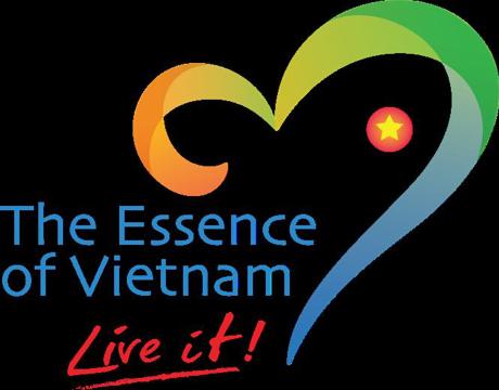 Localidades centrales de Vietnam presentan logotipo turistico comun hinh anh 1