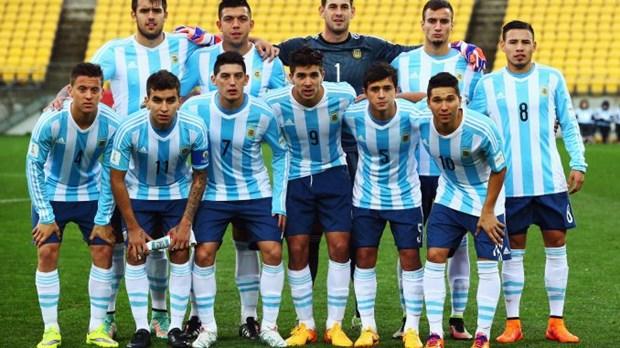 Seleccion argentina de futbol sub-20 jugara amistosos en Vietnam hinh anh 1