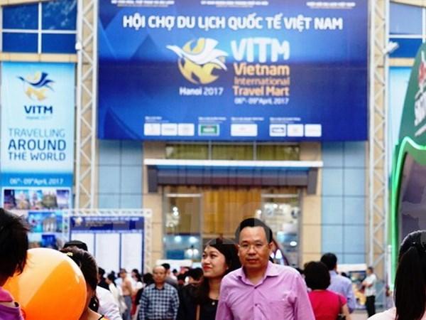 Feria Internacional de Turismo de Vietnam atrae a 61 mil visitantes hinh anh 1