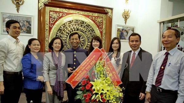 El PCV y el Estado garantizan libertad religiosa en Vietnam  hinh anh 1