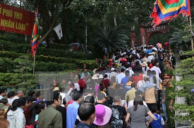 Vietnamitas en Alemania rinden tributo a los reyes Hung hinh anh 1