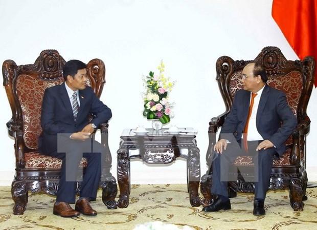 Vietnam dispuesto a compartir experiencias en produccion agricola con Myanmar hinh anh 1