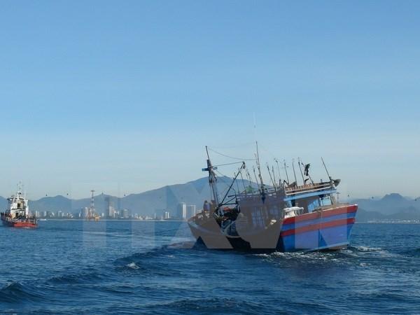 Autoridades vietnamitas intensifican busqueda de marinero desaparecido hinh anh 1
