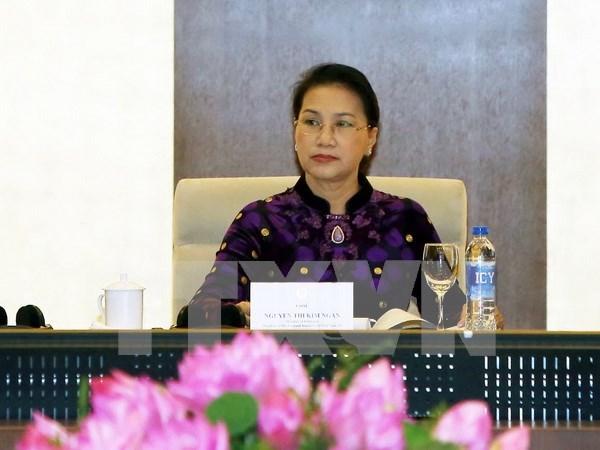 Vietnam y Republica Checa refuerzan cooperacion parlamentaria hinh anh 1
