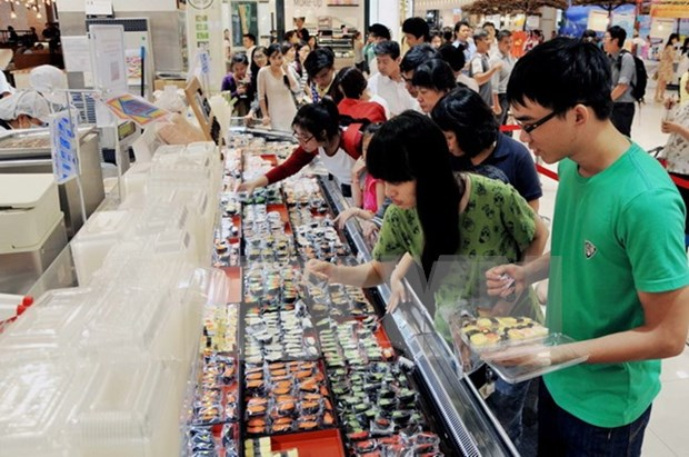 Tailandia apoya a empresas de venta minorista hinh anh 1