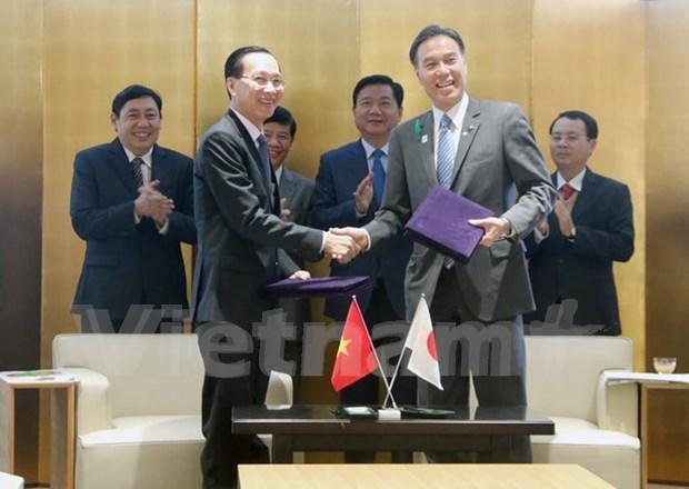 Localidades de Vietnam y Japon profundizan lazos en sectores potenciales hinh anh 1
