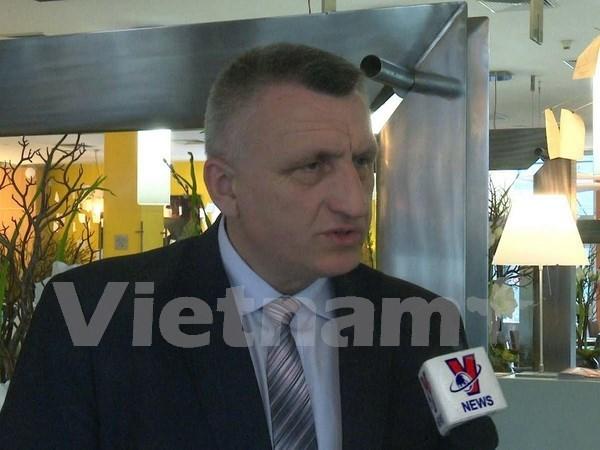 Vietnam y Republica Checa con potencialidades para cooperacion economica hinh anh 1