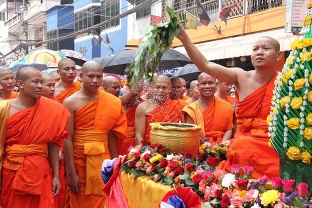 Ciudad Ho Chi Minh robustece relaciones culturales con paises vecinos hinh anh 1
