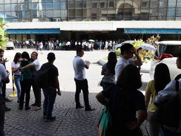 Terremoto de seis grados sacude el sur de Filipinas hinh anh 1