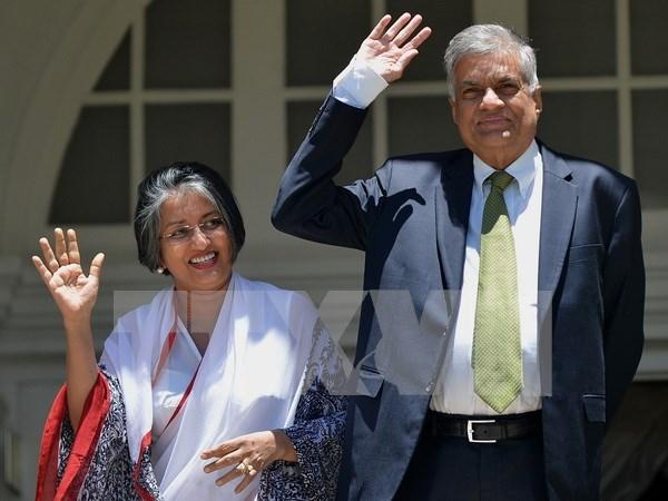 Primer Ministro de Sri Lanka visitara Vietnam hinh anh 1