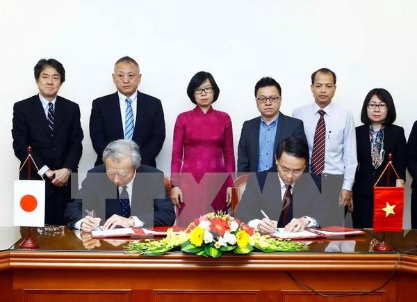 VNA fortalece cooperacion con Kyodo News hinh anh 1
