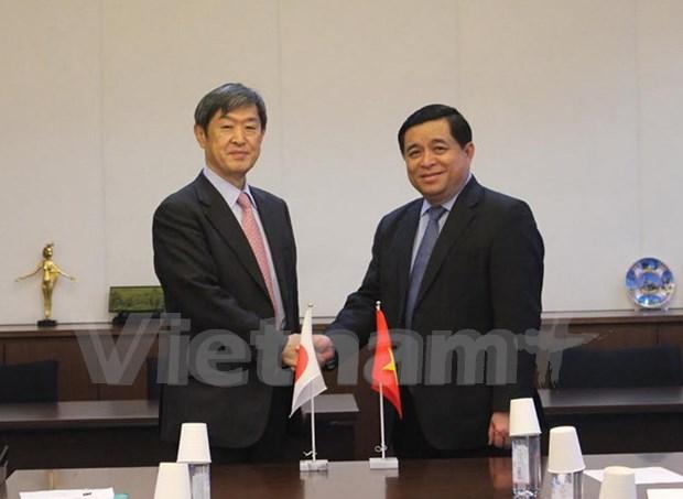 Vietnam busca nueva orientacion en cooperacion con Japon hinh anh 1