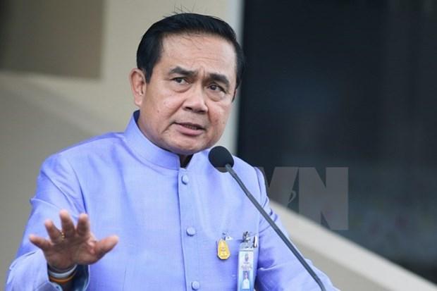 Tailandia impulsa nexos comerciales e inversionistas con Bahrein hinh anh 1