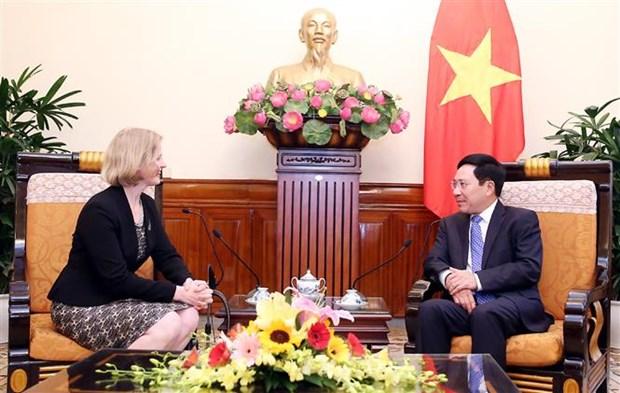 Vietnam y Nueva Zelanda estrechan asociacion integral hinh anh 1