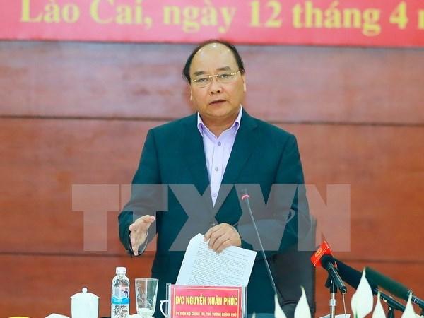 Lao Cai se convertira en zona turistica clave del Noroeste de Vietnam en 2020 hinh anh 1
