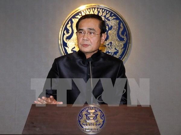 Tailandia levantara restricciones a partidos politicos hinh anh 1