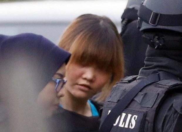 Vietnam continua proteccion de derechos de ciudadana arrestada en Malasia hinh anh 1