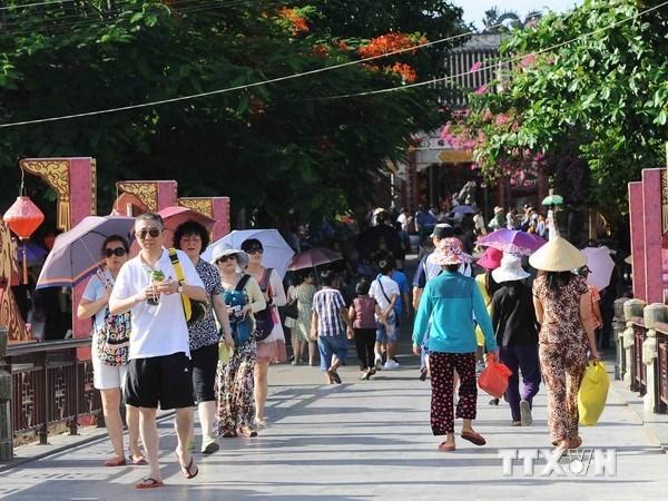 Aumentan llegadas de turistas sudcoreanos a Vietnam hinh anh 1