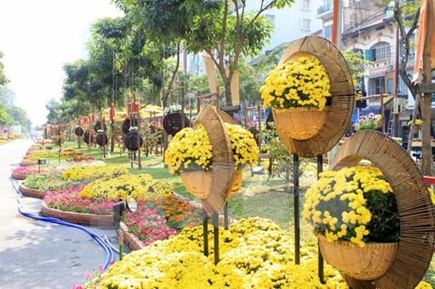 Efectuaran festival de flores en provincia altiplanica vietnamita hinh anh 1