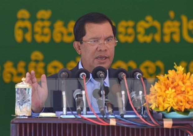 Presidente camboyano insta a mantener paz nacional hinh anh 1