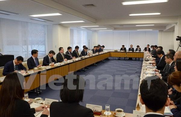Promueven nueva ola de inversiones japonesas en Vietnam hinh anh 1