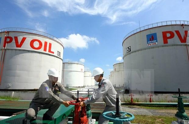 PV Oil ampliara su presencia en mercado nacional hinh anh 1