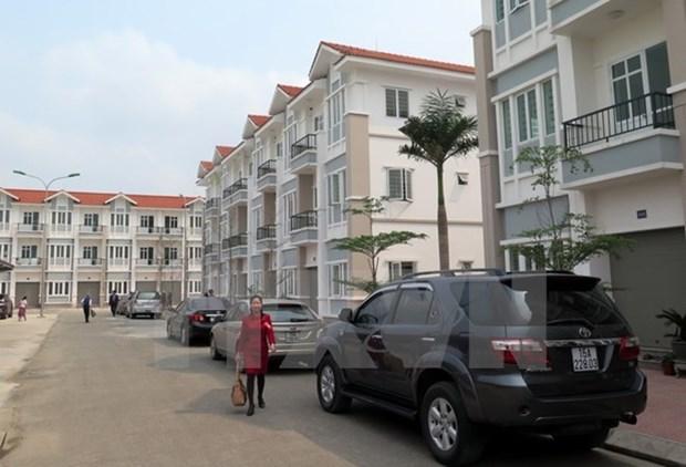 Bienes raices, segundo mayor ambito de atraccion de IED en Vietnam hinh anh 1